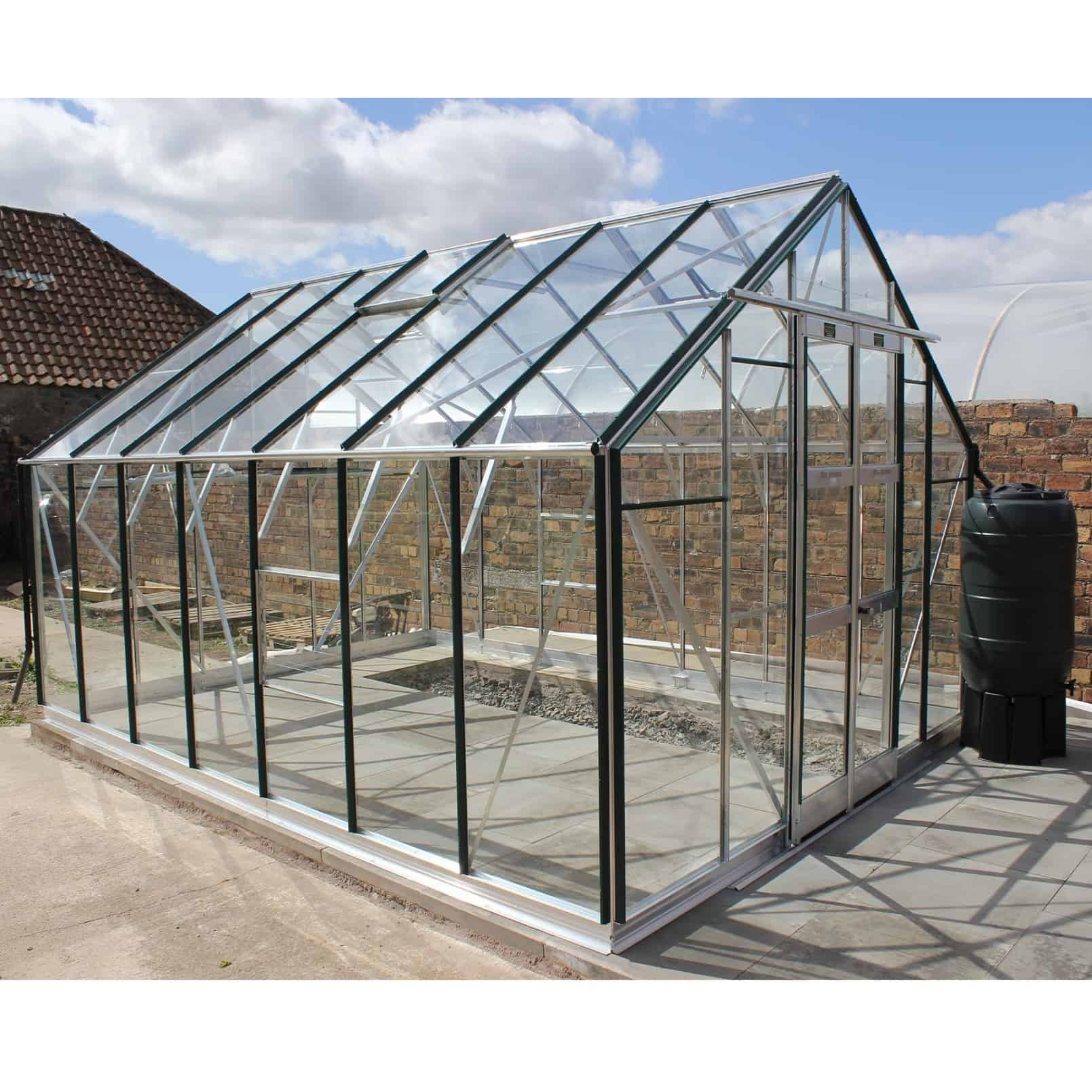 10 x14 Elite Supreme Aluminium Greenhouse