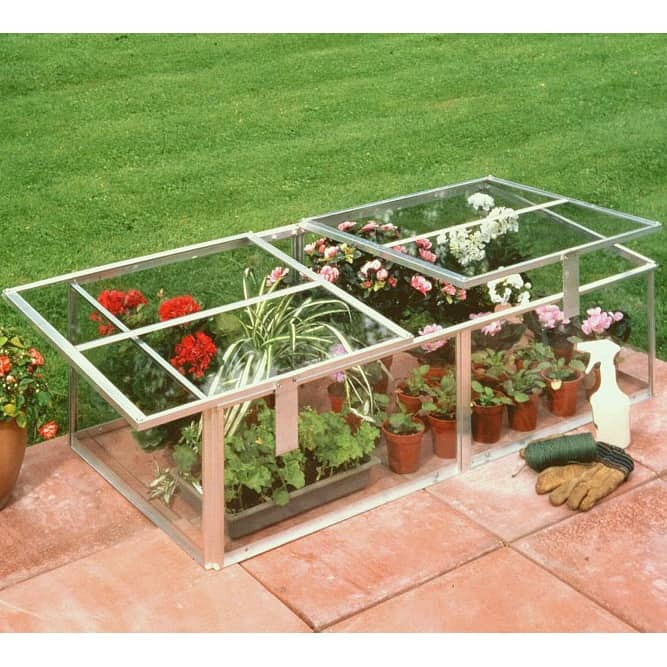 4 x 2 Cold Frame By Halls
