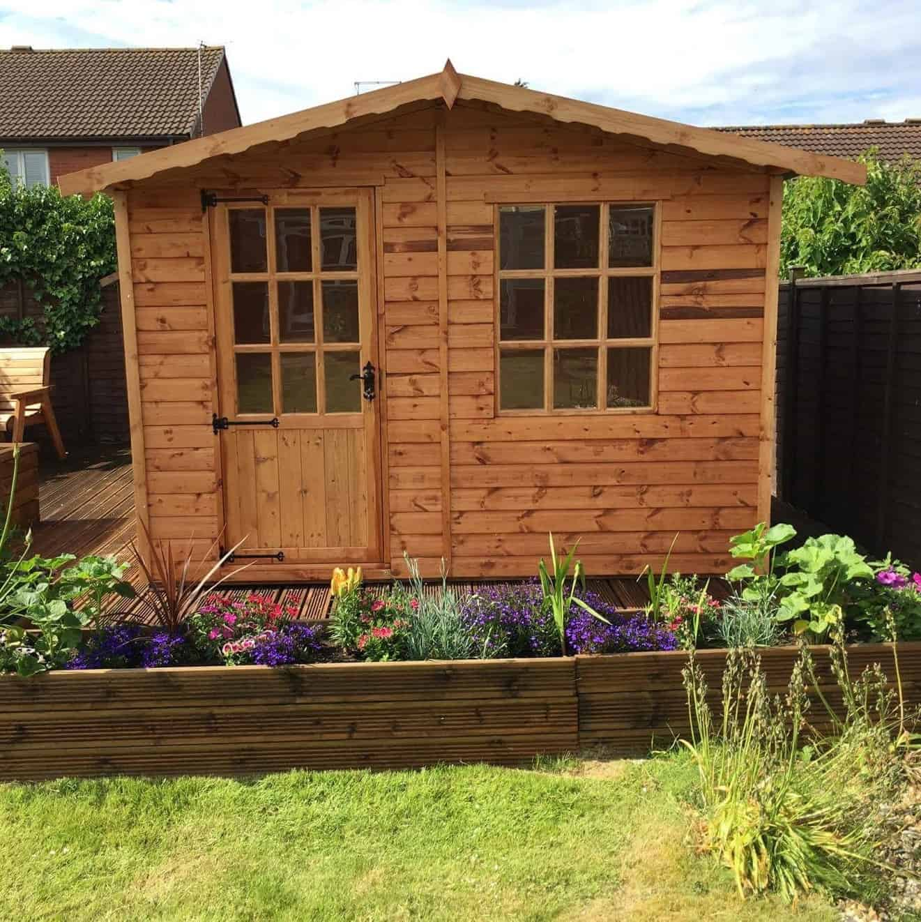 A&J Aldsworth Summerhouse