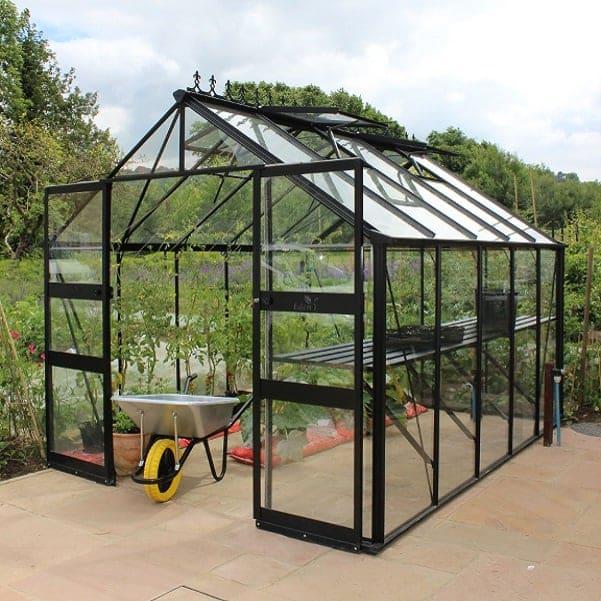 Blockley Aluminium Greenhouse By Eden