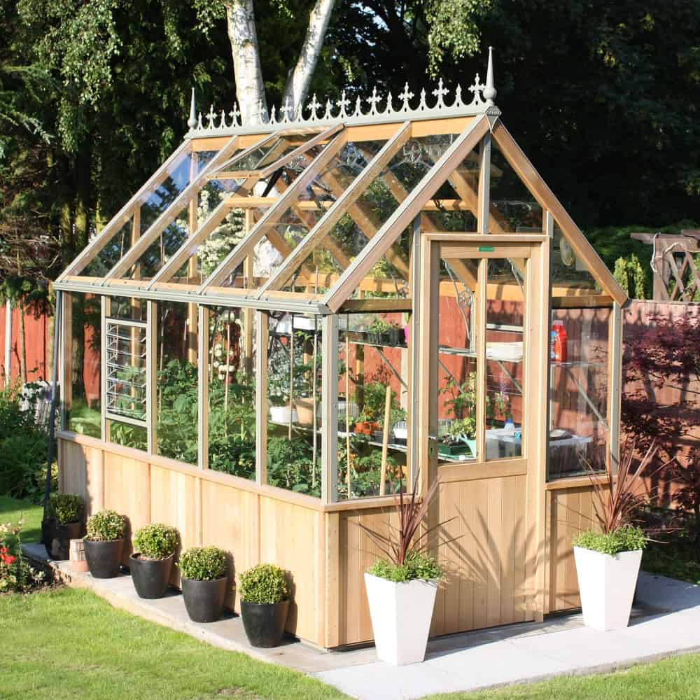 Denstone Victorian Greenhouse by Alton