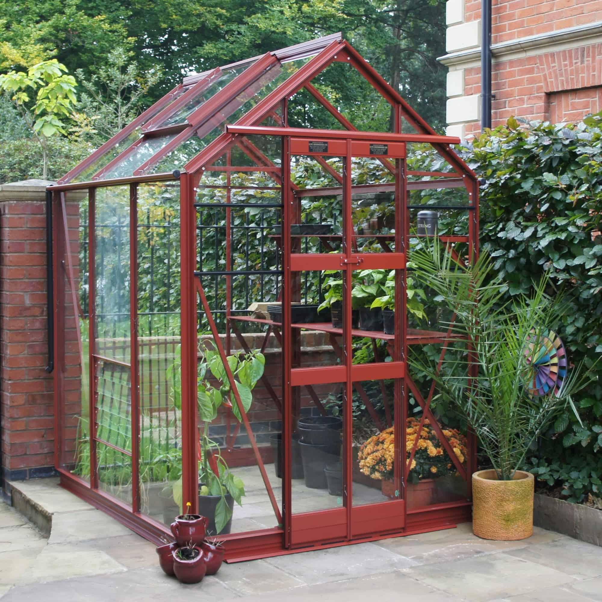 Elite Delta Aluminium Greenhouse By Elite