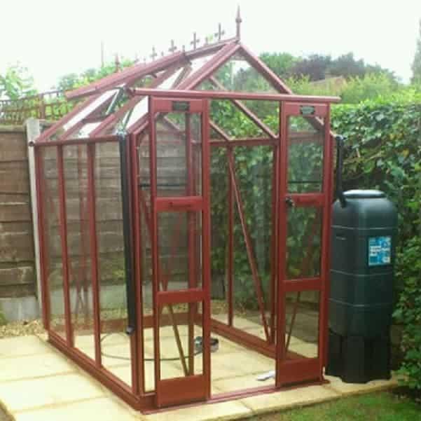 Elite Maxim Aluminium Greenhouse