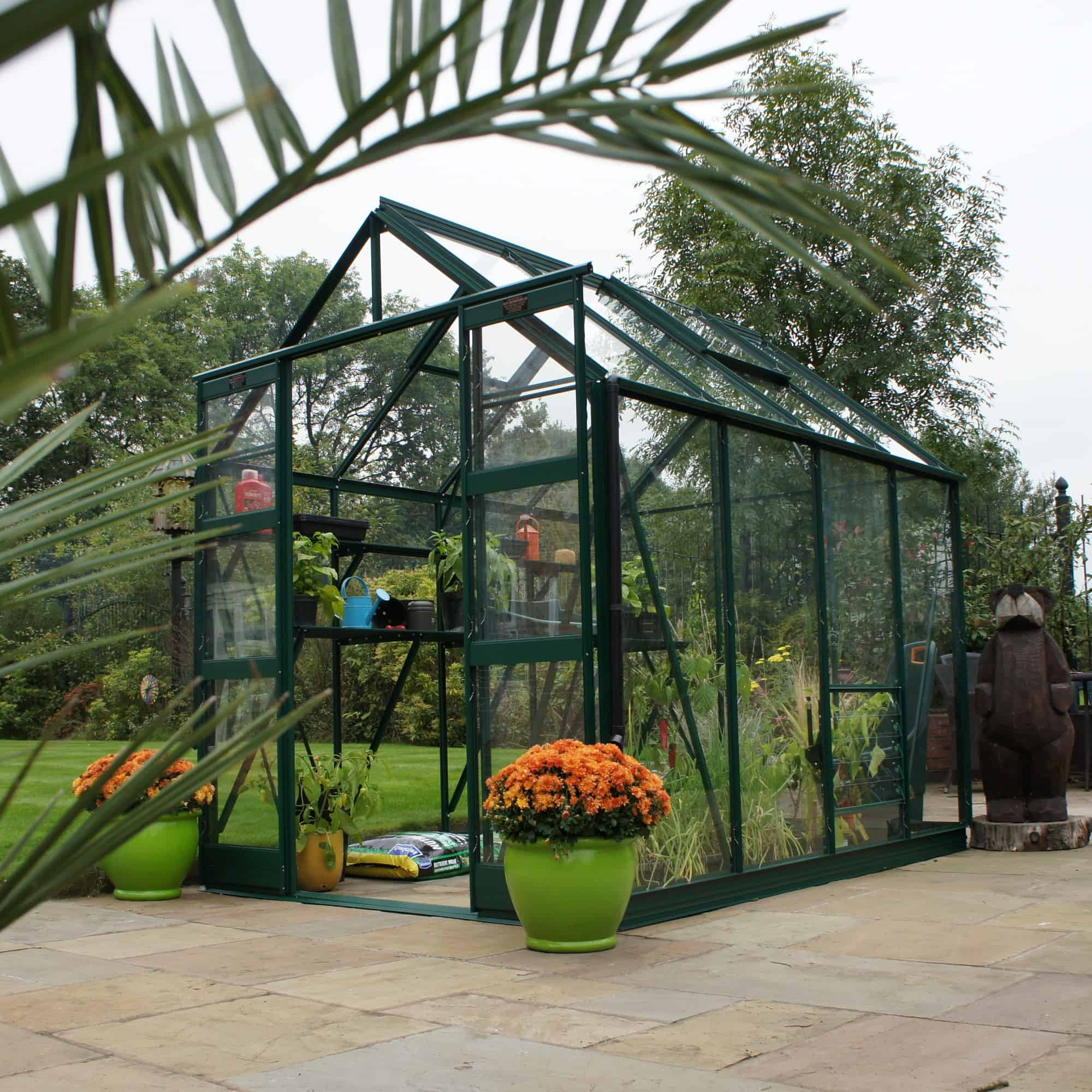Elite Strata Aluminium Greenhouse By Elite