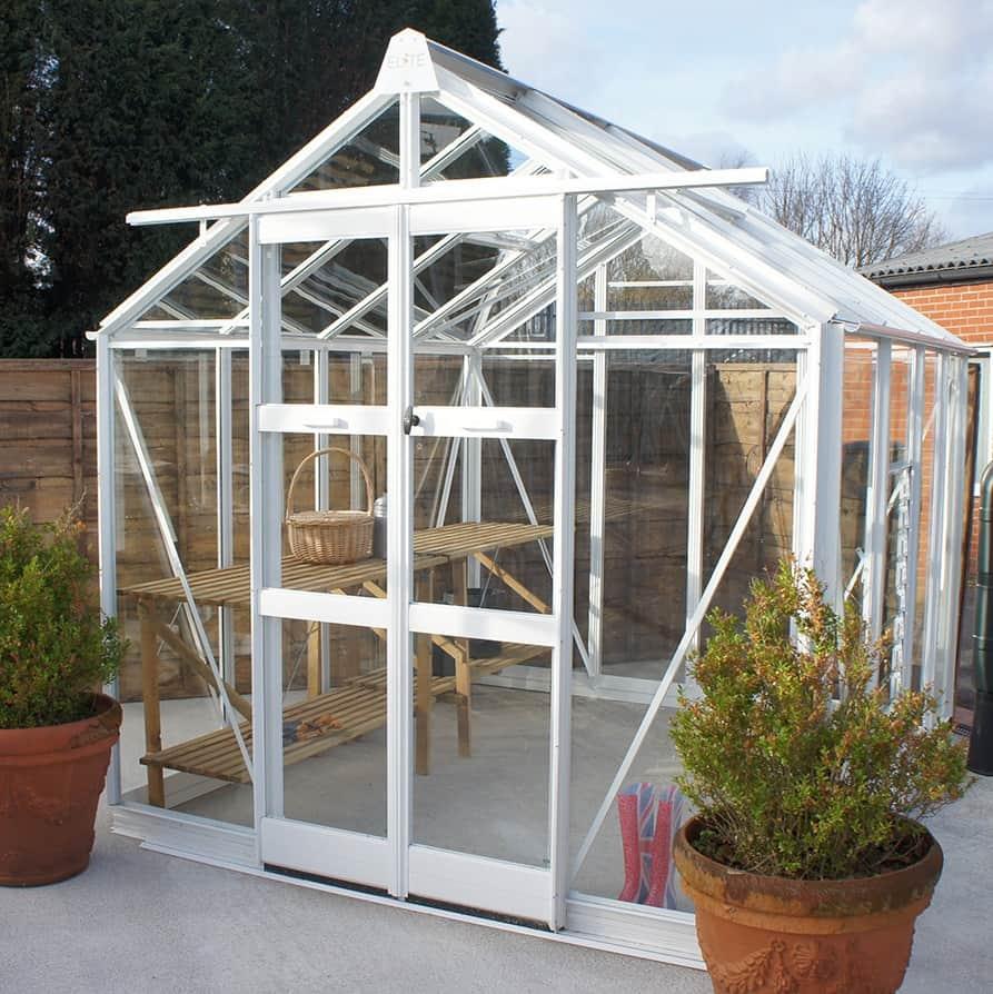Elite Titan 700 Aluminium Greenhouse By Elite