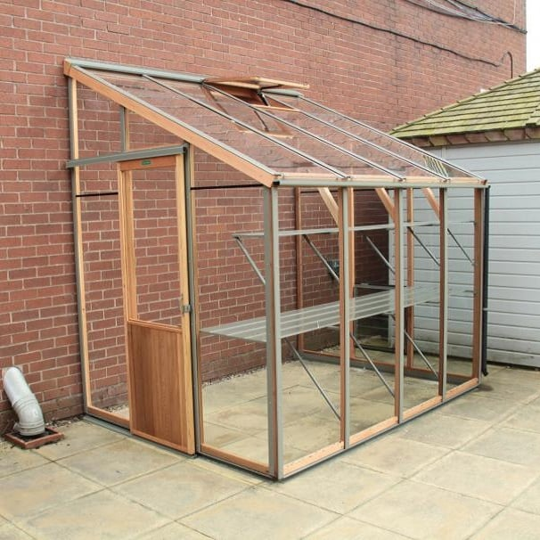 Lean-to-Greenhouses