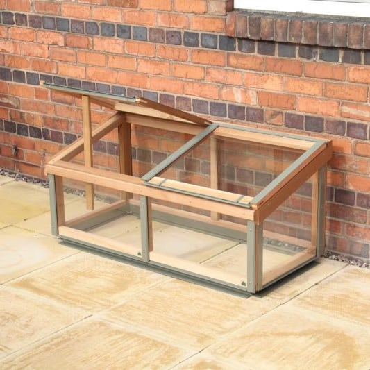 Evolution Wooden Coldframe by Alton