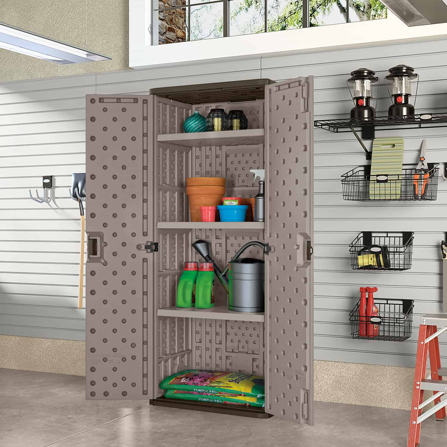 Indoor Storage & Shelving