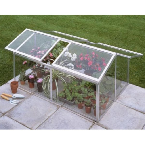 Jumbo Cold Frame by Halls