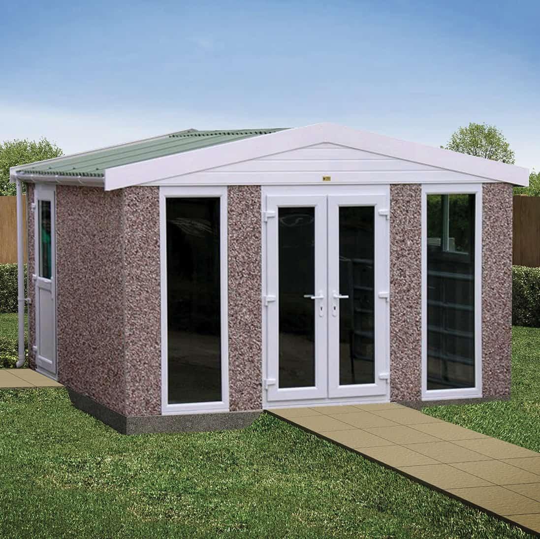 LidgetCompton Concrete Garden Room