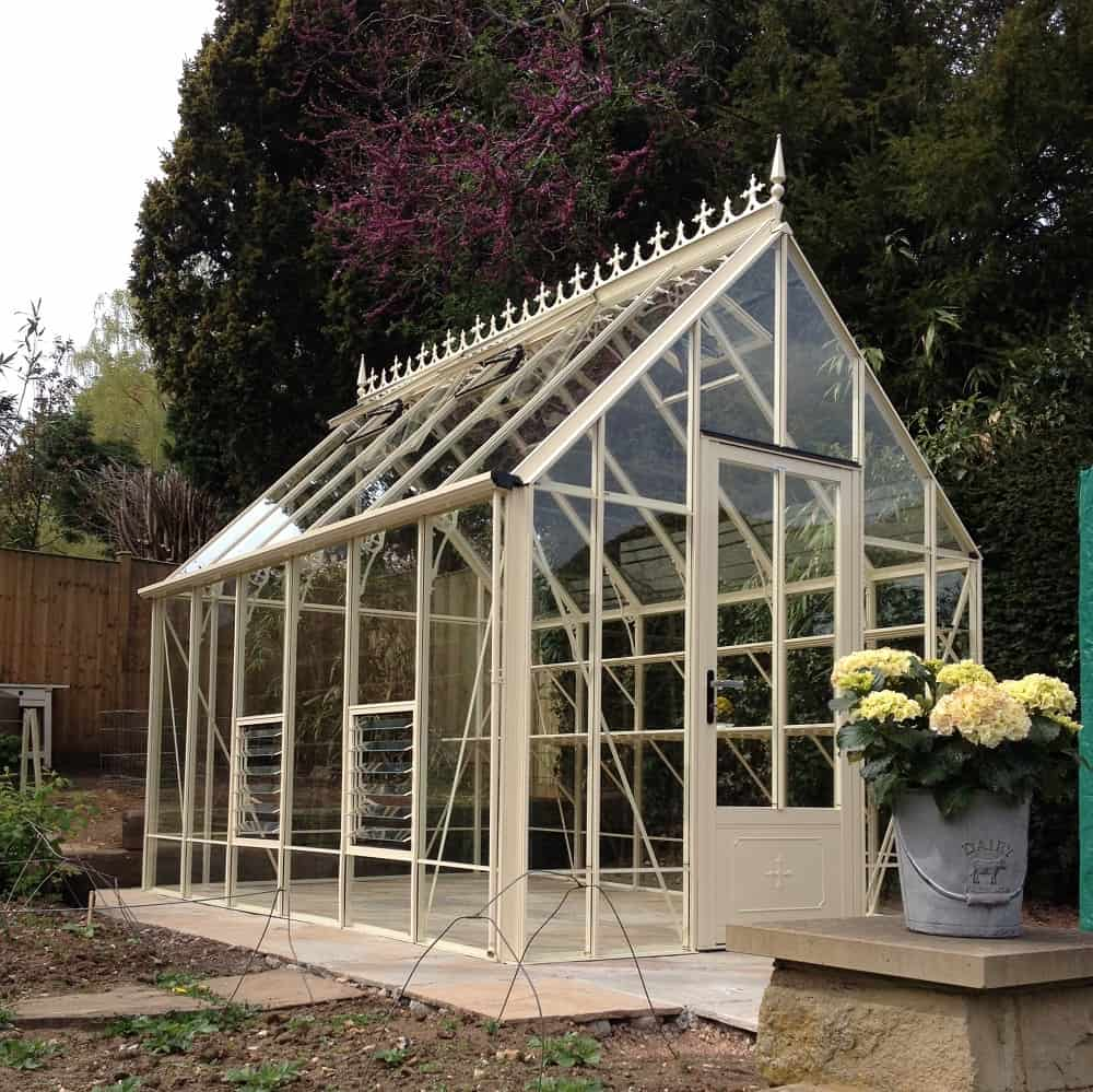 Ratcliffe Victorian Greenhouse By Robinsons Berkshire