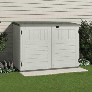 Smaller Garden Storage