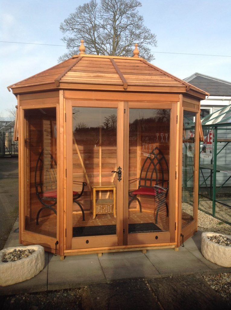 Gazebo Summerhouse By Malvern Berkshire Garden Buildings
