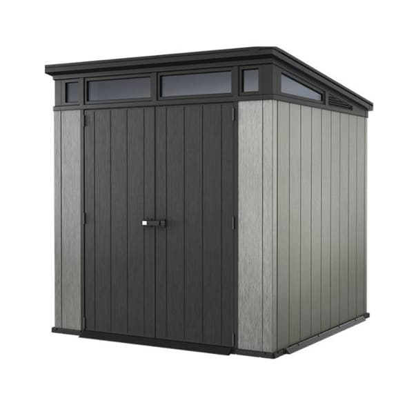 Keter Artisan 7 x 7 Pent Roof Plastic Shed
